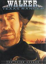 Walker, Texas Ranger - Season 3 (Boxset) New DVD