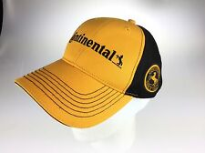 CONTINENTAL MOTORCYCLES MTB TIRES MOTORSPORTS  RACING FLIGHT HAT BALL CAP
