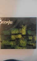 KINSKI - DOWN BELOW CHAOS - DIGIPACK CD