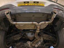 BMW M135i F20/F21 - BACK BOX MUFFLER DELETE - PERFORMANCE EXHAUST  PIPE DYNAMICS