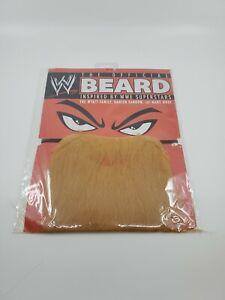 Wwe The Official Beard Costume Wyatts, Daniel Bryan wwf wcw aew Wrestling lot