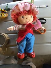13 Inch Strawberry Shortcake Doll 2004 With Tags Kelly Toy