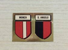 FIGURINE LAMPO / FLASH - CALCIO FLASH '82 - SCUDETTO:  MONZA / S.ANGELO - NEW
