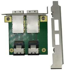 SFF8088-8087 Mini sas26P PCI Server Array Card Backplane Adapter Board