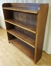 Antique Bookcase Shelf Unit