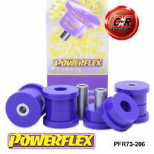 Daewoo Matiz M100 & M150 (00-05) Powerflex Rear Tie Bar to Hub Bushes PFR73-206