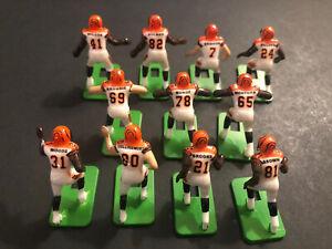 Electric football Players Cincinnati Bengals Light Jerseys- 11 Players