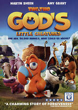 Two by Two: God's Little Creatures Dvd, Ava Connolly & Callum Maloney