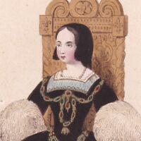 Claude de France Duchesse de Bretagne Duchesse de Milan François Ier