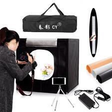 Photo Studio Softbox Shooting Light Tent Soft Box 60*60 cm LED Portable Bag