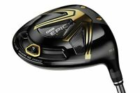 New Callaway Epic STAR Driver - Choose Loft Flex RH/LH - Grand Bassara Graphite