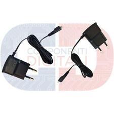 CARICABATTERIA MICRO USB NERO TRAVEL ETAOU10EBE PER SAMSUNG GALAXY S5600 PRESTON