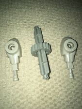 Vintage Slave-1 parts the rear 2 cannons, axle, & cog Star War 1981 Kenner