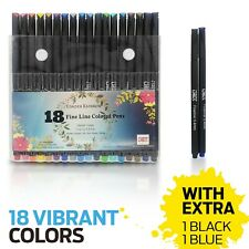 Yonder Usa Journal Planner Pens Colored Pens Fine Point Markers Fine Tip Drawing