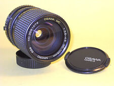 Osawa MC 35-105mm 1:3,5-4,5 for Minolta M in close to MINT condition!