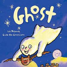 Ghost (Mini Board Books), New, Depondt, Luk Book