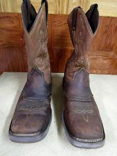 Tony Lama 3R Men's Junction Dusty Brown Boots Size 12 D