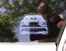 Cool W202 Stance C43 C36 C Class Decal Sticker