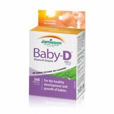 JAMIESON BABY-D 400IU drops