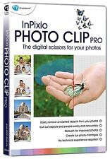 Inpixio Foto Clip Pro Professional photo editor di immagini Software versione completa-PC