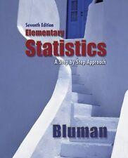 Elementary Statistics by Allan Bluman