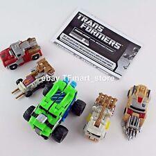 Transformers Power Core Combiner PCC Mudslinger w/ Destructicons Team