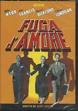 Fuga d'amore (1951) DVD
