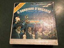 FILM SUPER 8 VINTAGE DOCUMENTARIO - IL GABBIANO D'ARGENTO - FIPAV 1978 PALLAVOLO