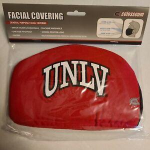 UNLV Rebels 2 Pack Face Masks