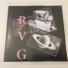 RVG - A Quality Of Mercy. Rare 8-track promo CD Fat Possum 2018