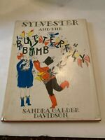 1972 Sylvester And The Butterfly Bomb by Sandra Calder Davidson 1st Edition