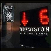De/Vision - 6 Feet Underground (2006)  CD  NEW/SEALED  SPEEDYPOST