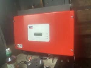 sunny boy Solar/wind Turbine Mttp Controlled inverter 1.7kw  PV Dual Grid