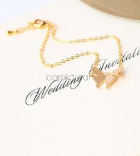 Korean new gold butterfly bracelet anklet sweet pure fresh accessories  women