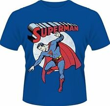 Bequem sitzende Herren-T-Shirts mit Superman in Größe XL
