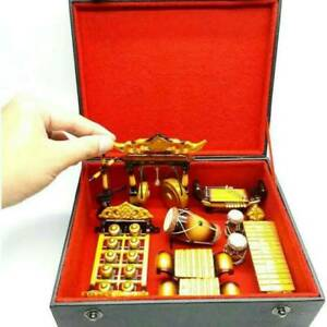 1 Set Of Miniature Javanese Gamelan