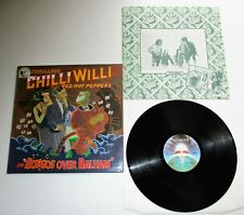 Chilli Willi And The Red Hot Peppers - Bongos Over Balham UK 1974 Mooncrest LP