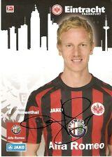 Jan Rosenthal  Eintracht Frankfurt 2013/2014 - 2013/14 13/14-DFB-SV Darmstadt 98
