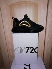 Nike air max 720 Nero oro Tg 40-44