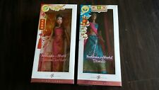 LOT OF 2 FESTIVAL OF THE WORLD BARBIE DOLL - DIWALI & CHINESE NEW YEAR