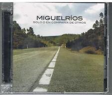 MIGUEL RIOS - solo o en compania de otros (2008) - CD NUOVO SIGILLATO