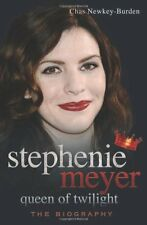 STEPHENIE MEYER __ QUEEN OF TWILIGHT _ THE BIOGRAPHY _ BRAND NEW __ FREEPOST UK