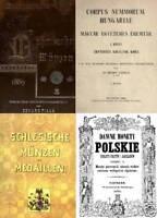DVD 211 books on coins Poland Bohemia Moravia Hungary Transilvania Silesia