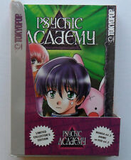 Psychic Academy Limited Collector's Edition, Book & Dvd