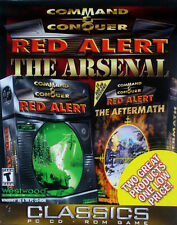 Command & Conquer: Red Alert -- The Arsenal (PC, 1998)
