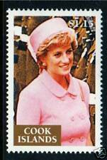 Cook Island 1997 Diana Commemoration SG 1426 MNH