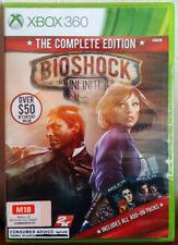 Xbox 360 Game - Bioshock Infinite : The Complete Edition (New)