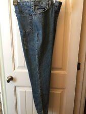 "JONES SPORT Size Large / 14 Denim Jeans 34"" Waist 31"" Inseam NEW Tags"