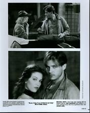 MICHAEL PARE AMY MADIGAN DIANE LANE STREETS OF FIRE ORIG 8X10  PHOTO X1637