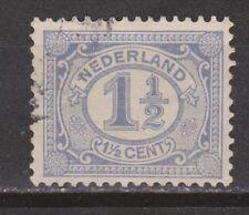 NVPH Netherlands Nederland 52 used Cijfer 1899-1913 Pays Bas